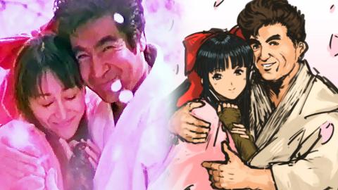 日本当年最沙雕的游戏广告!堪比狗血电视剧!