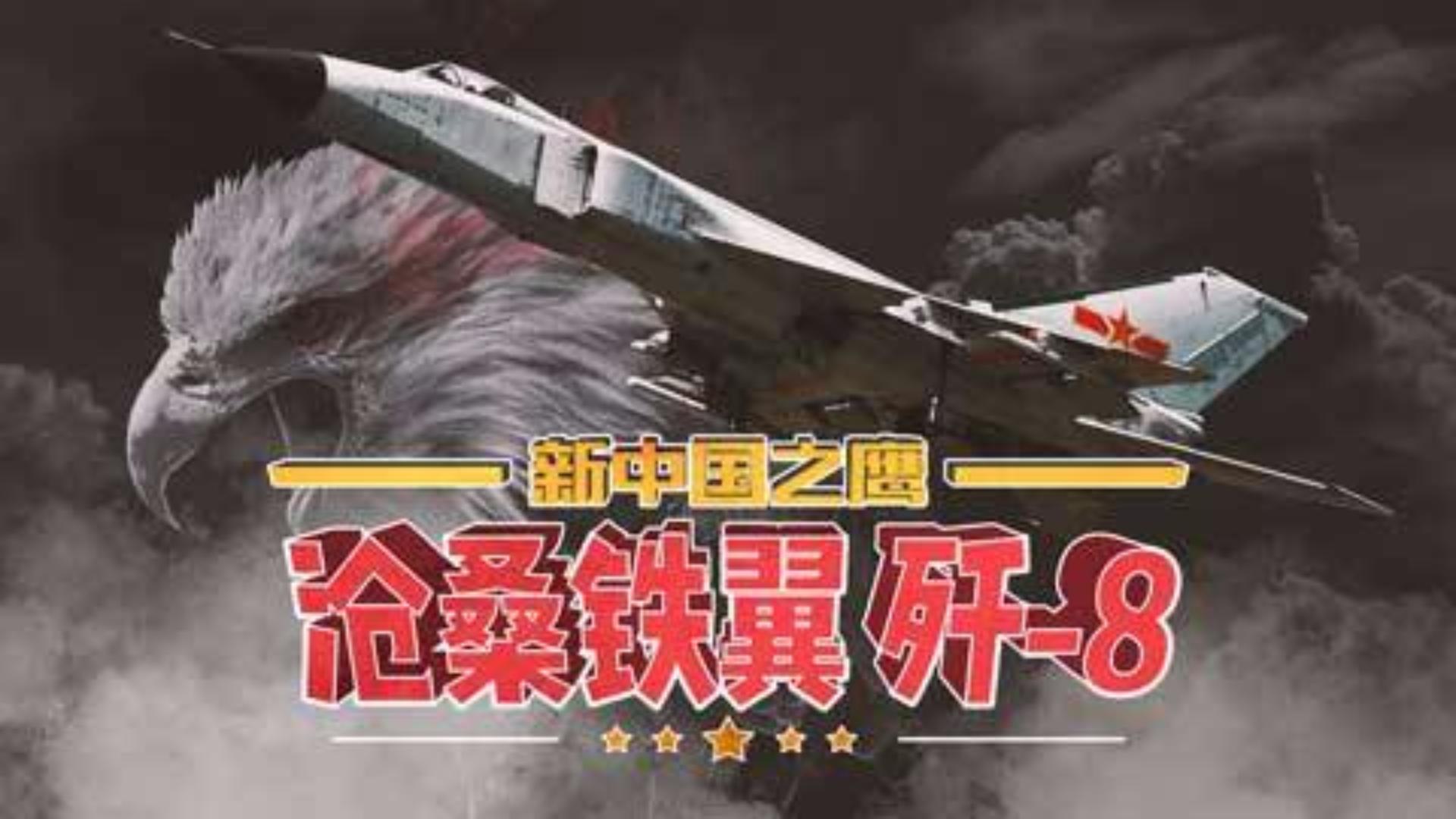 新中国之鹰3:沧桑铁翼 歼-8