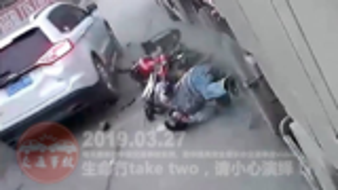 中国交通事故20190327:每天最新的车祸实例,助你提高安全意识!