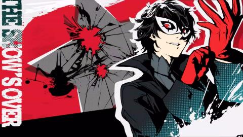 【任天堂明星大乱斗SP】隆VS雨宫莲(Joker)