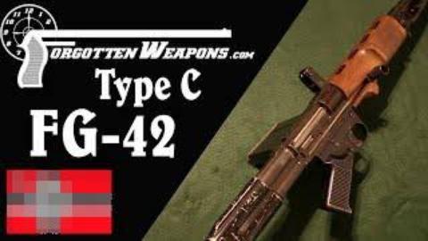 [遗忘武器]早期版FG-42伞兵步枪(type-c)