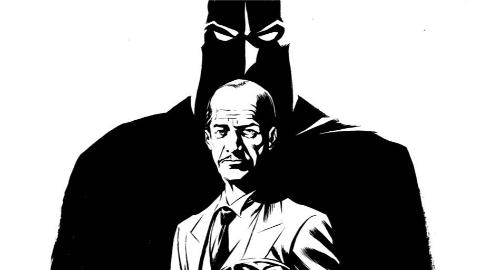 """【HUSH13】蝙蝠侠背后的英雄:""""管家侠""""与属于他的一天"""