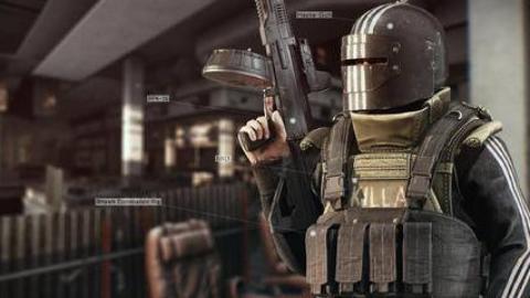 塔科夫單人莫辛納甘實驗室爆頭擊殺玩家逃離