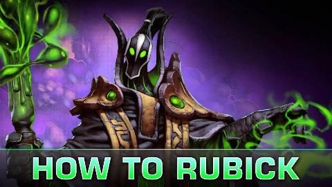 Dota 2 How to Rubick
