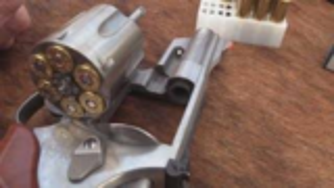 [hickok45]再玩史密斯威森M629左轮手枪