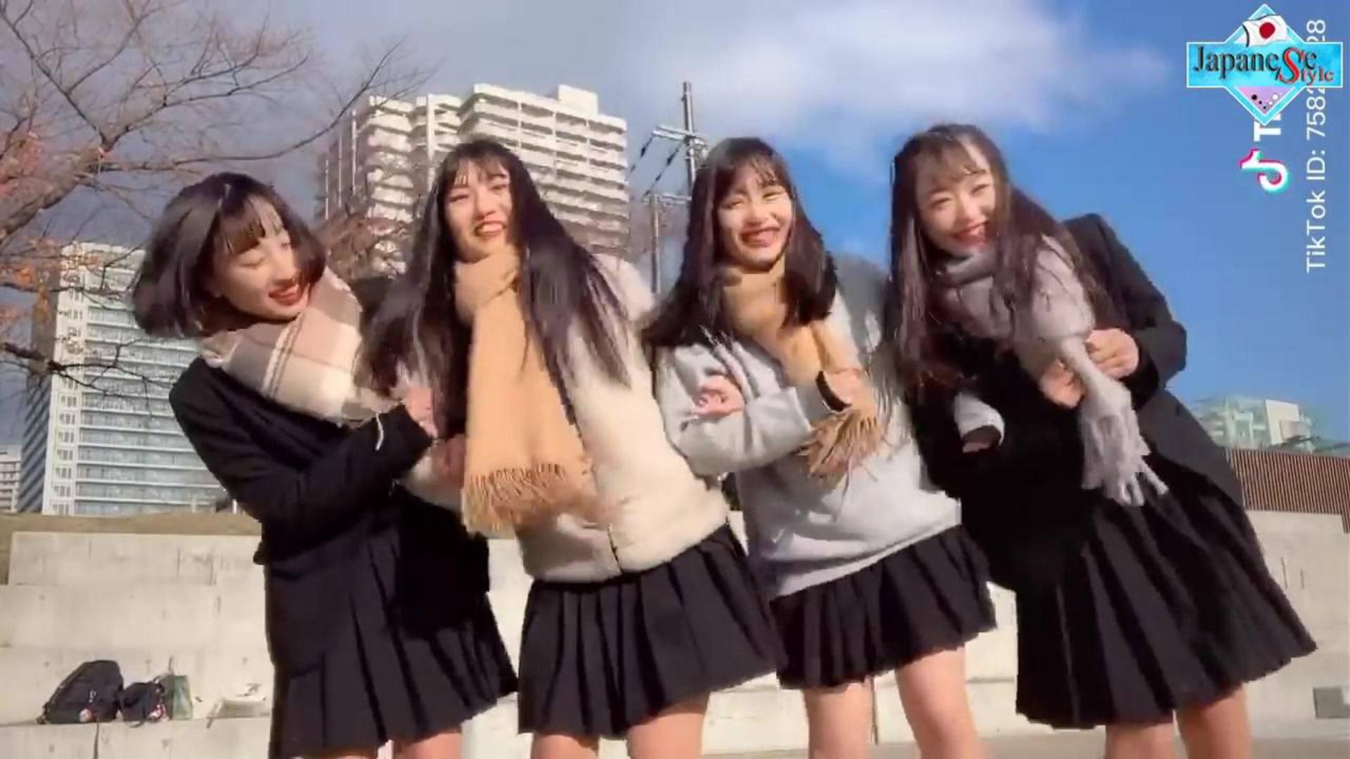 【Tik Tok 精选】日本的高中生活系列Part4