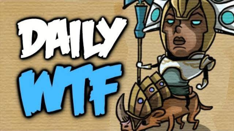 Dota 2 Daily WTF - heavy Machinegun