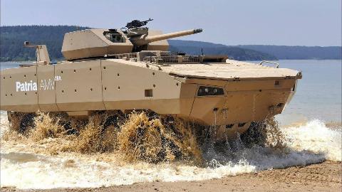 【讲堂466期】国力并不强大的芬兰,为什么能研发出这款世界前五的AMV装甲车?