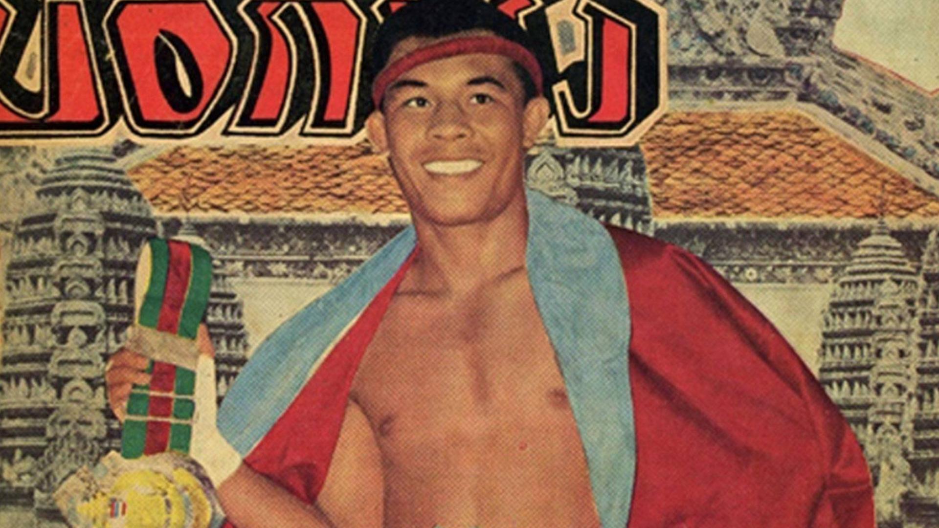 20世纪横扫整个泰国,影响力最大的泰拳手——旋风腿亚披勒 !