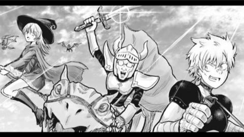 丸子故事会05:死宅穿越异世界只有满满的槽点!不懂傲娇心的异世界叔叔