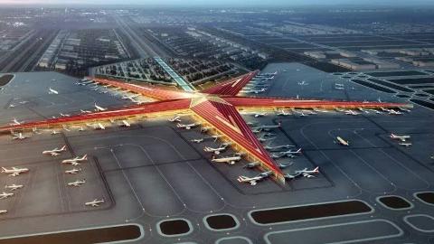 北京新机场7个备选方案曝光,其中一个惊艳世界,为何最终没采用?