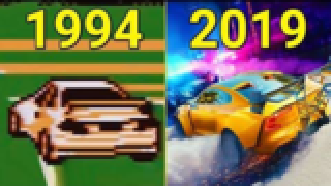 《极品飞车》系列游戏进化史(1994-2019)