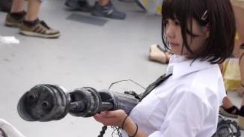 [爱媛企划]第207漫展cosplay现场小姐姐高清鉴赏