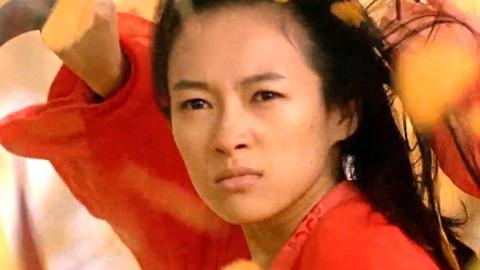 大片里程碑《英雄》,李连杰、章子怡、梁朝伟等六大国际巨星共同开启中国电影的全新时代