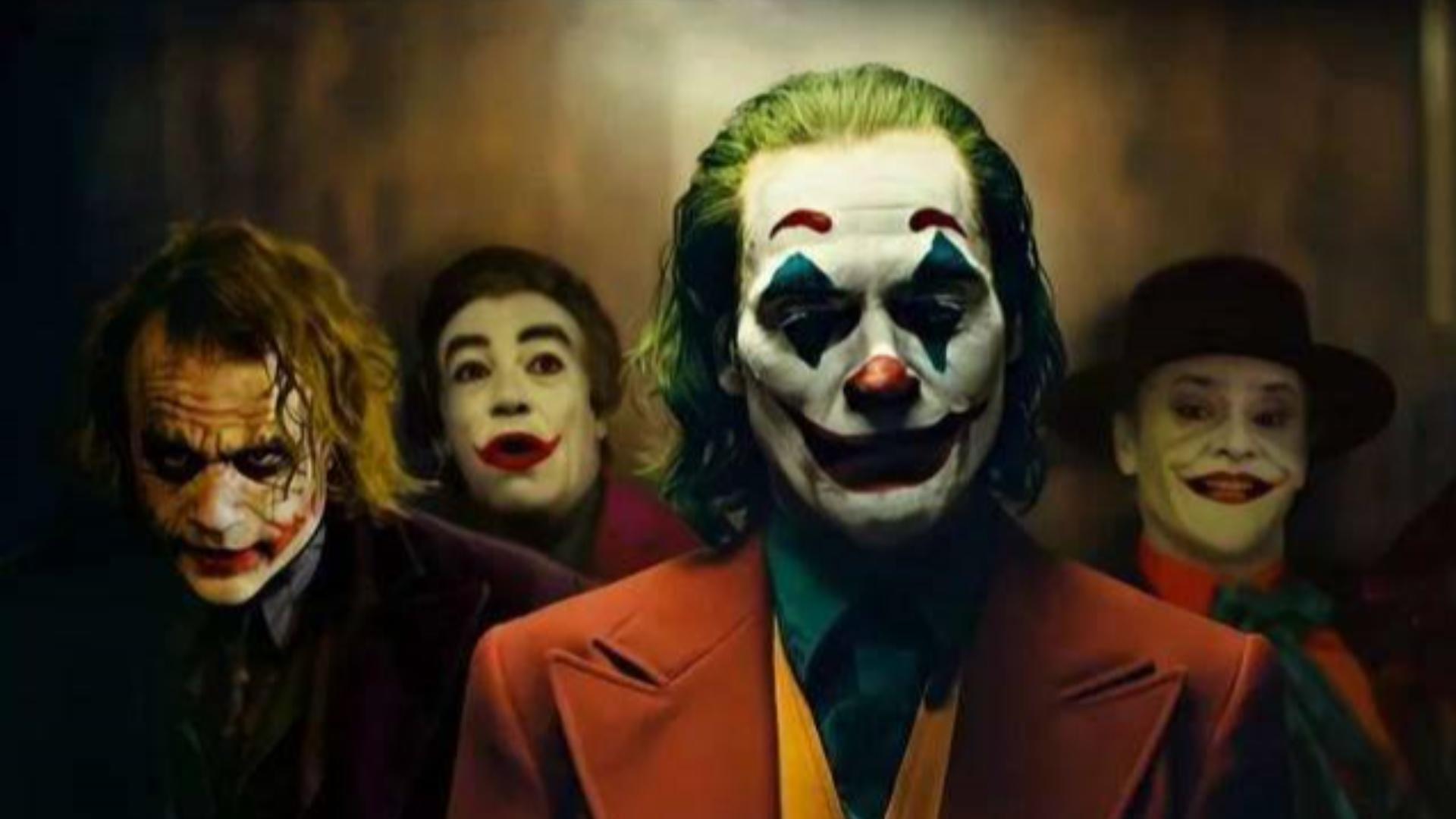 【小丑混剪】只要度过噩梦般的一天谁都有可能变成疯子!