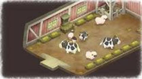 Switch、STEAM《哆啦A梦 牧场物语》 繁体中文版实机试玩视频