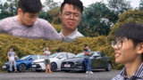 雷凌vs菲斯塔vs马自达3,懂车的90后该买哪一台