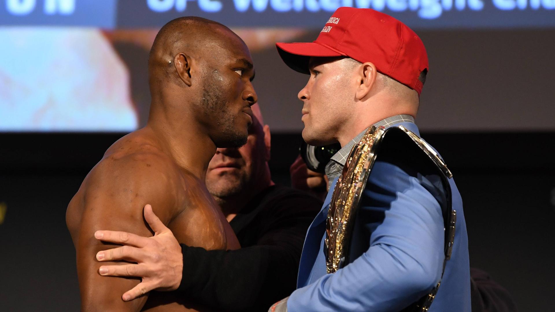 【UFC245预热】拳脚未至,嘴炮先行:卡文顿与乌斯曼激烈互喷【自制字幕】