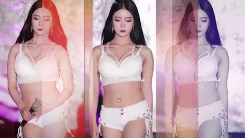 ---韩国Girl Crush女团 普美小姐姐饭拍---