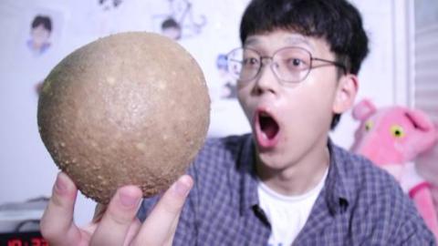 可以摇成球的饼干,如果拿100盒摇一个巨无霸饼干球能成功吗