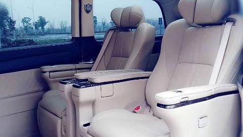 【环球商务房车】进口奔驰威霆,迈特斯METRIS豪华改装商务车!