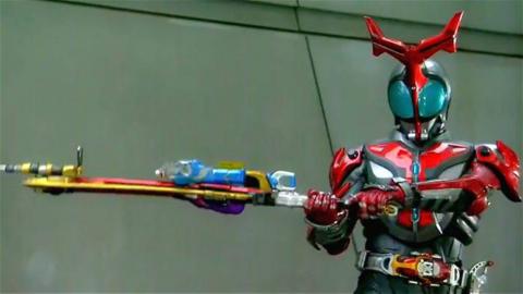 "[BD]盘点假面骑士中自己打自己的高能场面,日本也有""真假美猴王""?"