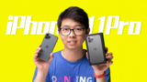 iPhone 11 Pro开箱:这不是我独享的moment