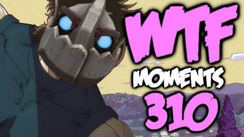 Dota 2 WTF Moments 310