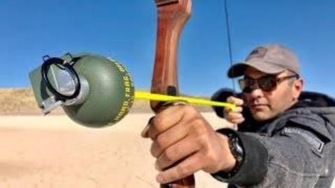 [Edwin Sarkissian]有钱人的万圣节|弓箭手雷射爆南瓜