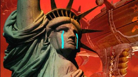 【红色警戒】战役《傻缺警戒》:这一本正经胡说八道的剧情…