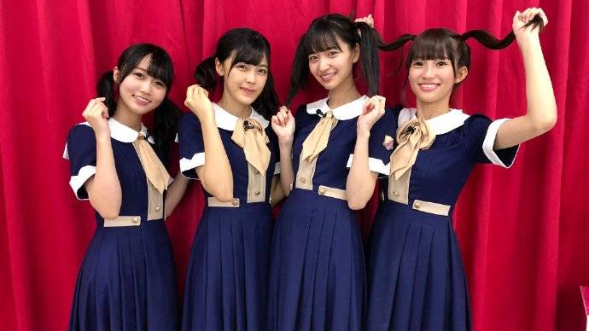 【乃木坂46】 生偶像 四期双马尾军团来袭【联合字幕组】