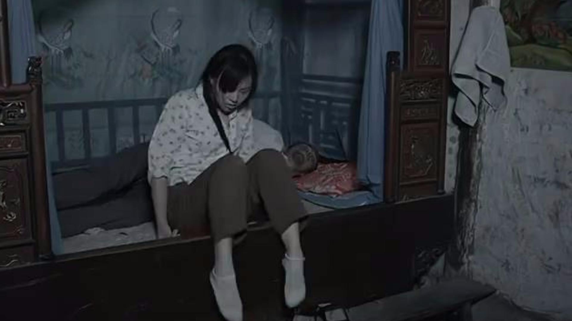 国产催泪电影,女孩被人贩子拐卖,嫁给了山村的傻子,结局太悲惨