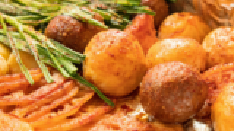 手把手教你自己在家做烤菜,方法简单,香辣美味,比大排档更好吃