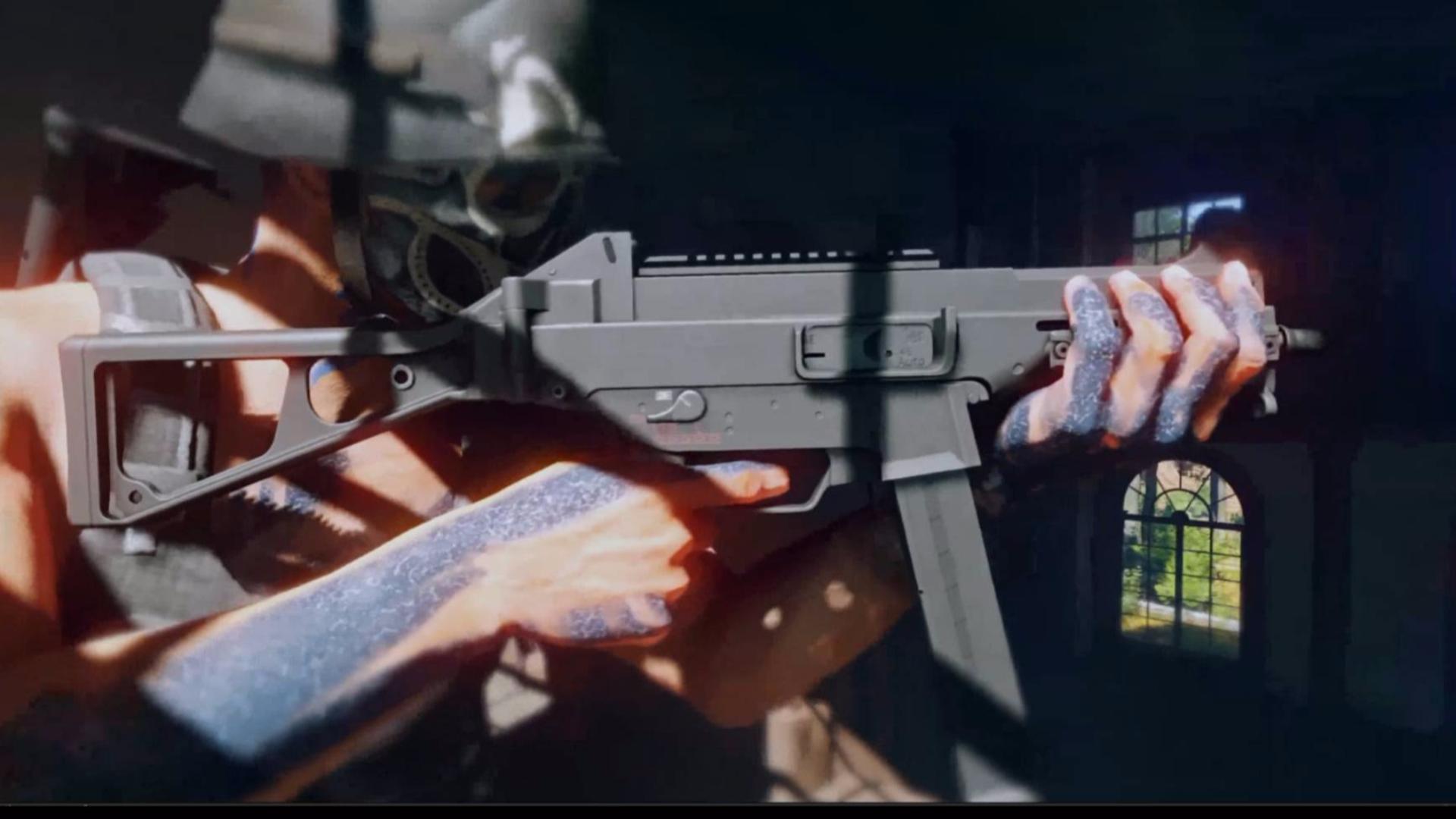 厨房大逃杀史诗级更新 新枪UMP5极限双杀