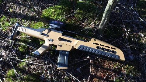 【讲堂506期】美军放弃了HK研发的XM8模块化武器,没想到被印度尼西亚捡了便宜