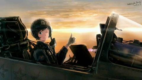 庆祝人民空军成立70周年宣传片_《卫国擎天》