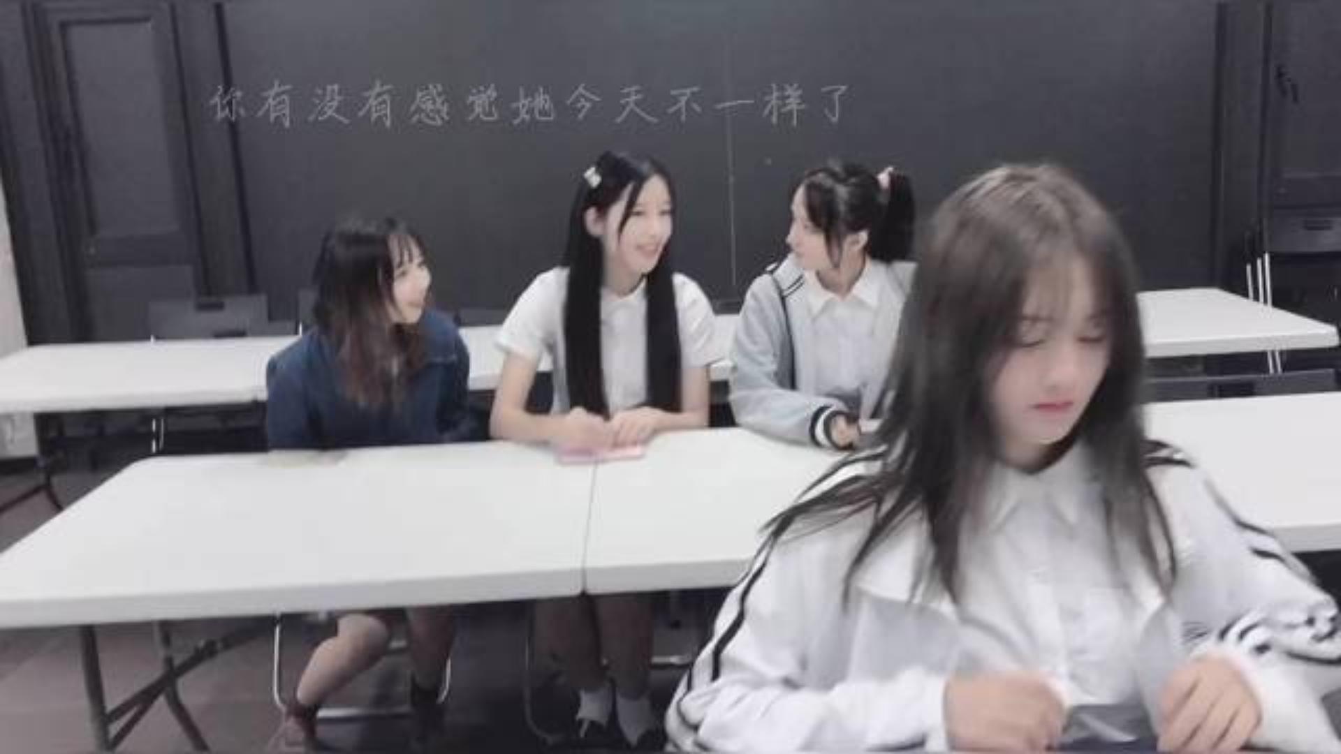 【搬】AKB48中国成员 反校园暴力的小剧情