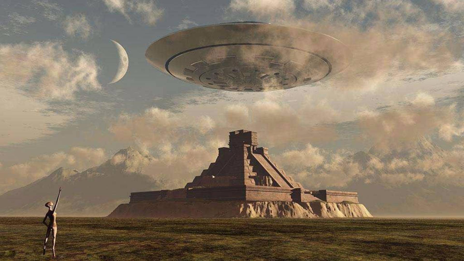 力证全人类文明起源于华夏:外星文明创造论