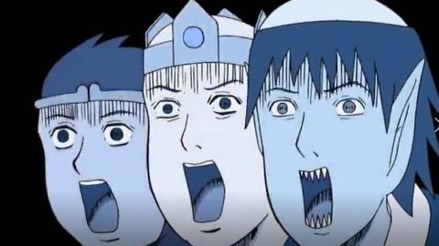 [前方高能]那些让人笑到肚子疼的动漫场景 第三期