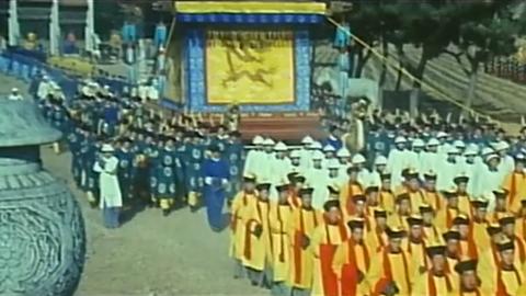 看看大师级的清朝古装电影,真实到几乎当做历史看