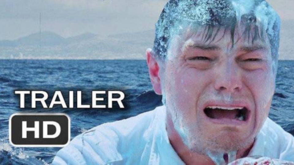 经典续作《泰坦尼克号2:杰克归来》预告片!