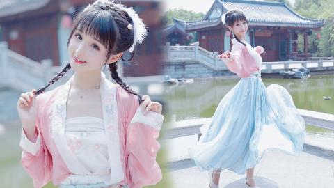 【晓丹】原创编舞❀广寒宫-这只玉兔好像中暑了,不如我们....