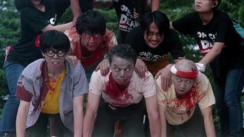 【大碴子电影】拍着拍着假的僵尸变成了真的,你要的反转不止这样!《摄影机不要停!》