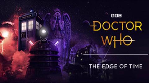 连载50年的科幻剧改编VR!《神秘博士:时间的边缘(Doctor Who:)》