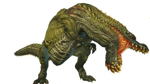 Qttsix|惶怒恐暴龙 充能斧 (斧強化主体) 6分36秒93  单刷