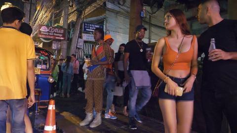 【街拍系列】- 曼谷巷11街景