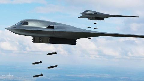 轰20将采用等离子技术?隐身性能碾压B-2,颠覆传统轰炸机