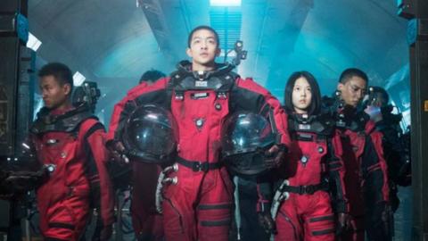 姐夫说:7分钟看完中国科幻片里程碑之作《流浪地球》