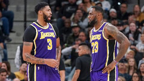 Spurs VS Lakers 04-11-2019