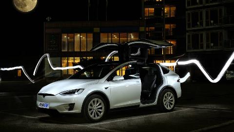 是时候做一档电动车节目了——《白话EV》特斯拉Model X